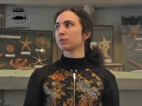 Екатерина Кондакова Белое море проект о трехиглой колюшке