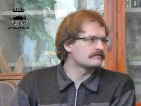 Александр Анатольевич Махров Белое море проект о трехиглой колюшке